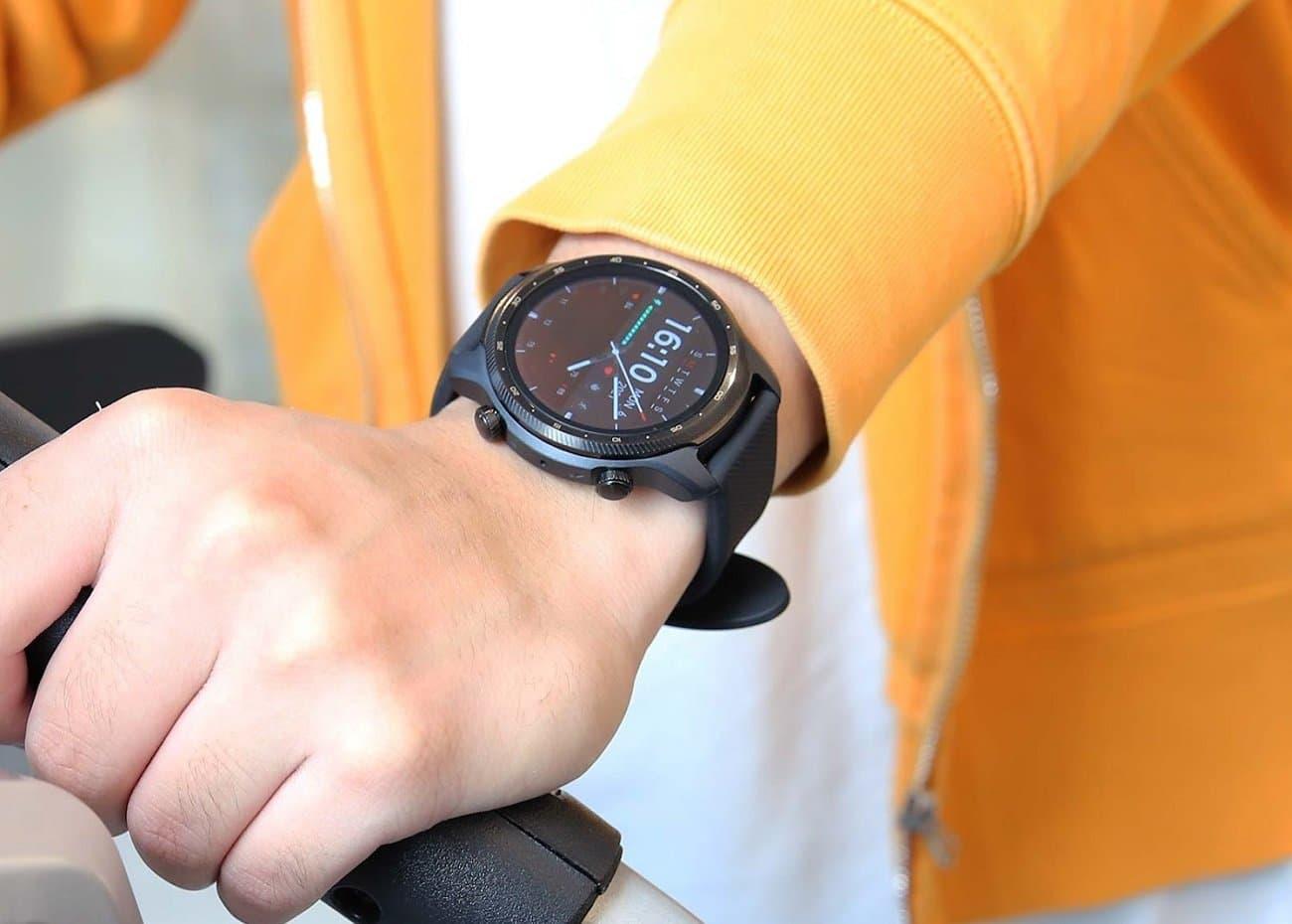 TicWatch Pro 3 Ultra GPS, TicWatch Pro 3 Ultra GPS : Mobvoi lance sa nouvelle montre connectée !