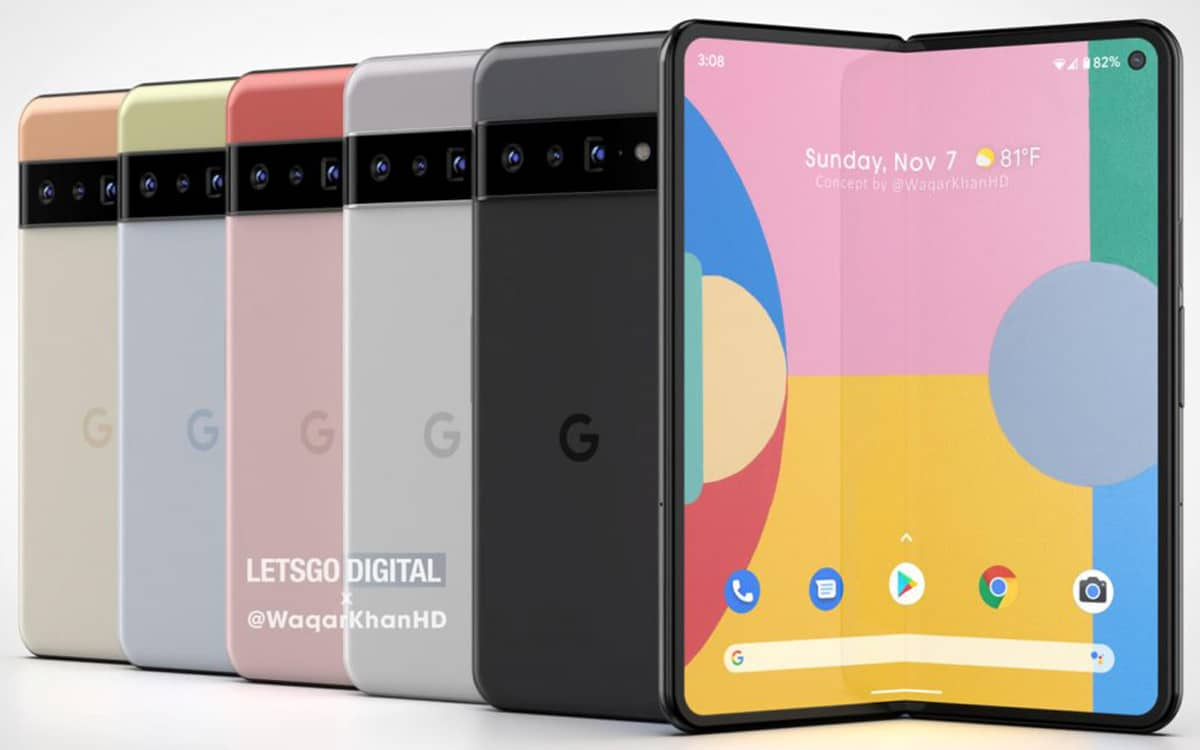 google-pixel-fold-design